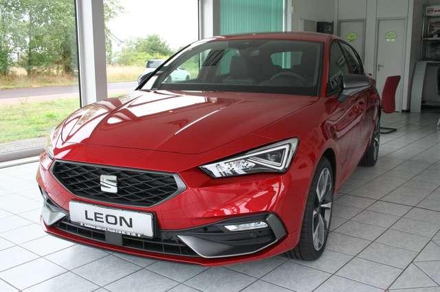 SEAT Leon FR (KL1)